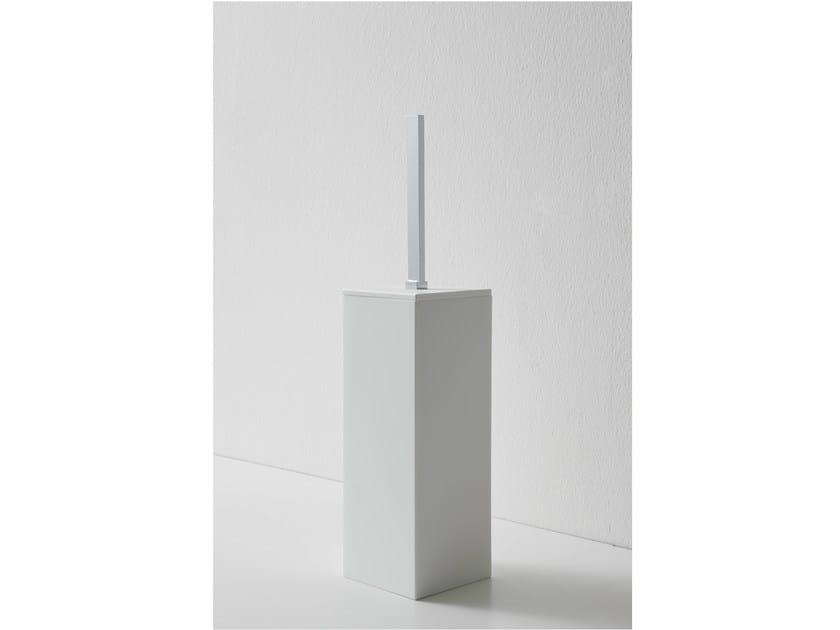 Corian® toilet brush UNICO | Corian® toilet brush by Rexa Design