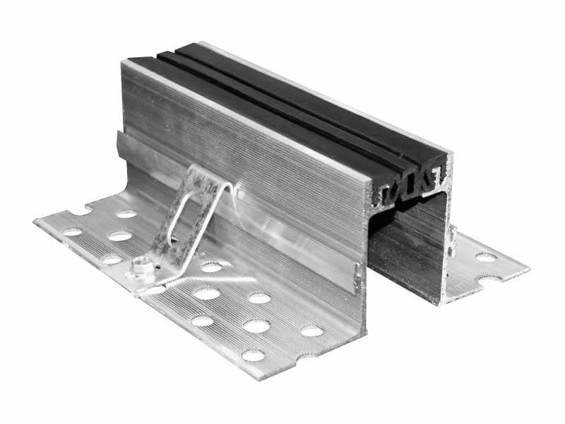 Aluminium Flooring joint K FLOOR G50 by Tecno K Giunti