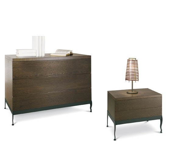 Iron chest of drawers GIÒ | Chest of drawers by Cantori