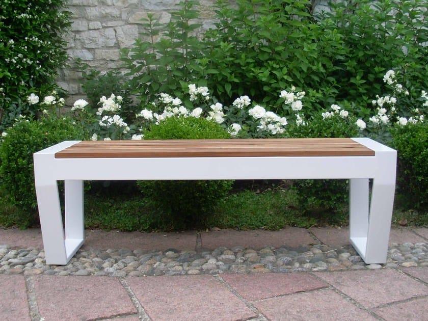 Garden bench OSCAR | Garden bench by Lgtek Outdoor