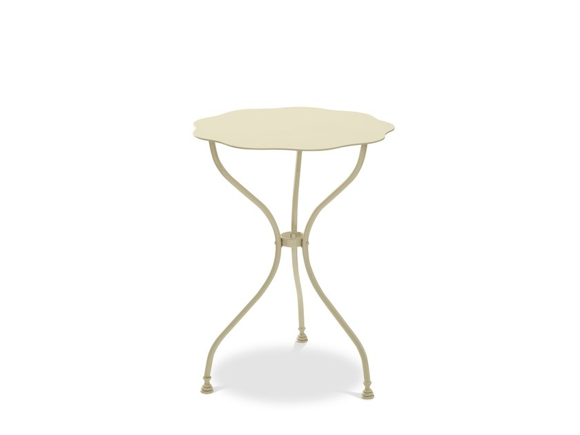 Iron coffee table GIOTTO   Coffee table by Cantori