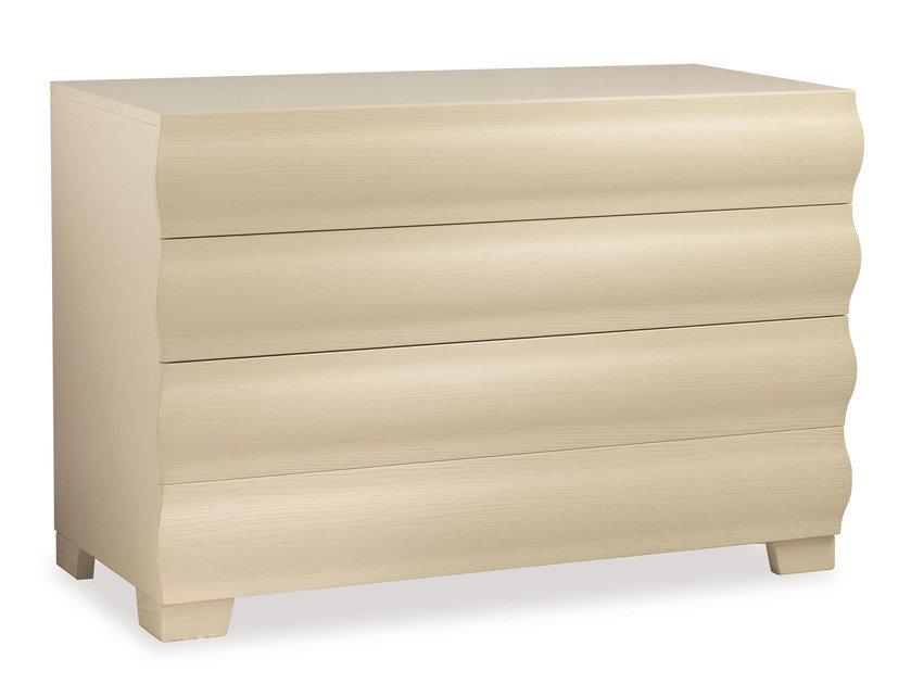 Wooden chest of drawers HELIOS | Chest of drawers by Cantori