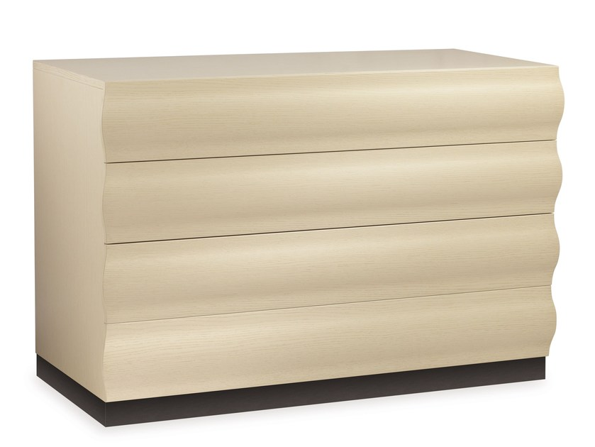Wooden chest of drawers HELIOS DUE | Chest of drawers by Cantori