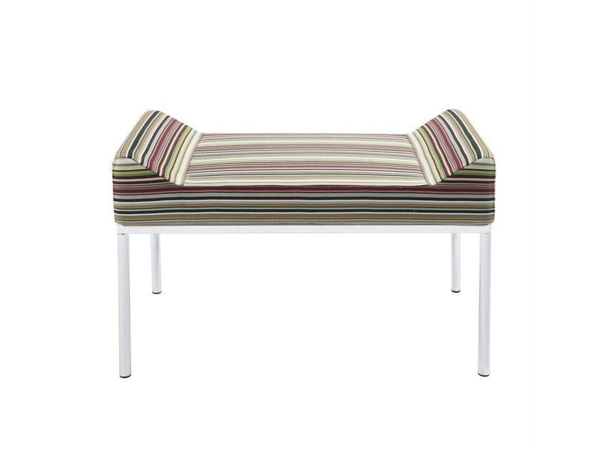 Fabric footstool FM   Footstool by KFF