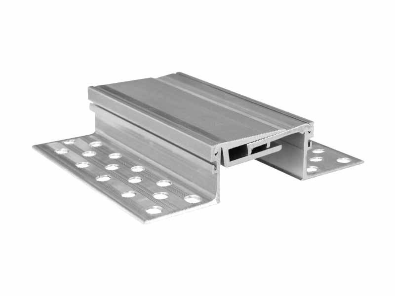 Aluminium Flooring joint K WORK G80 by Tecno K Giunti