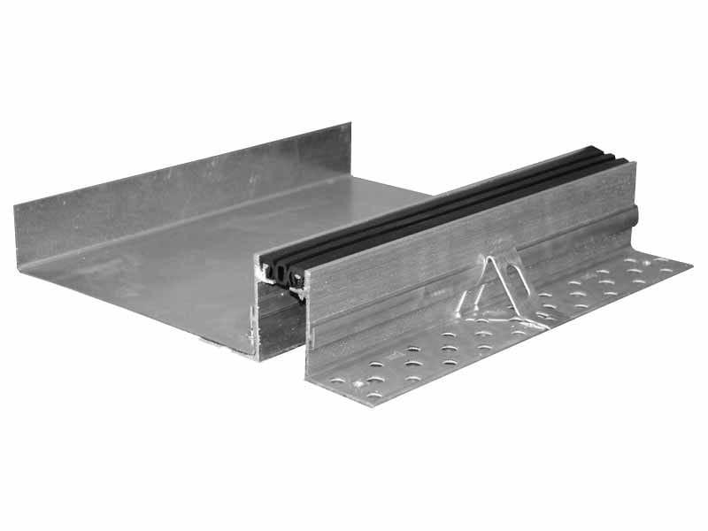 Aluminium Flooring joint K SISM1 M20 by Tecno K Giunti