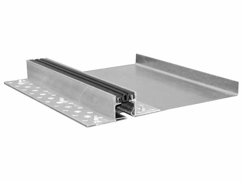 Aluminium Flooring joint K SISM1 M25 by Tecno K Giunti