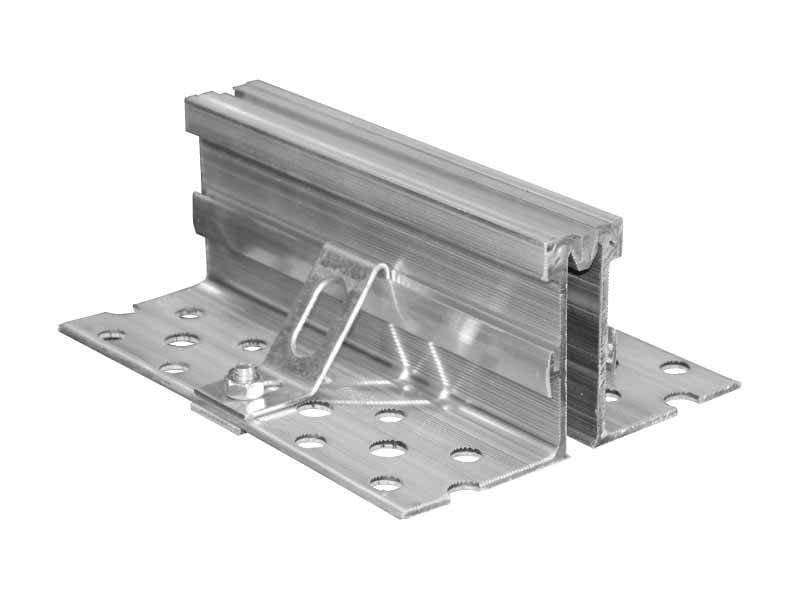 Aluminium Flooring joint K WORK G15 by Tecno K Giunti