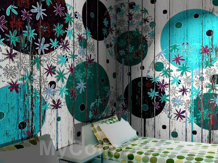 Adhesive wallpaper MAGIA by MyCollection.it