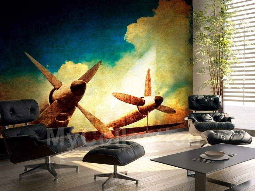 Panoramic FLIGHT by MyCollection.it