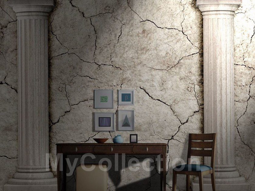 Wall-effect TEMPLE by MyCollection.it