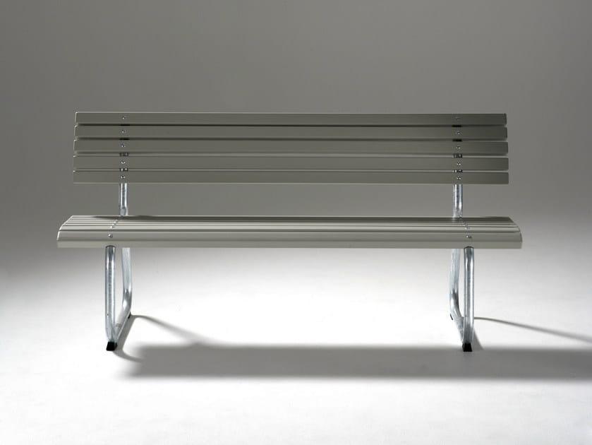 Polyurethane Bench GOAL | Bench by Nola Industrier