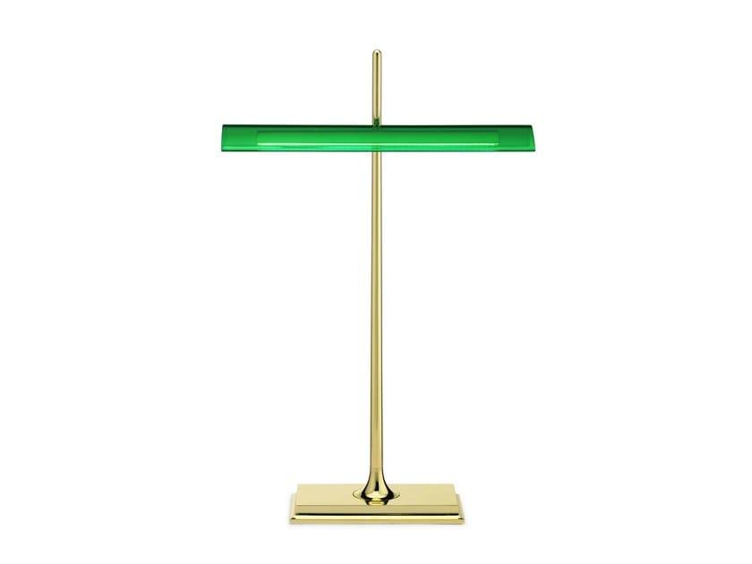 Flos Lampada In A Led Luce Da Goldman Diretta Metacrilato Tavolo xodCeB