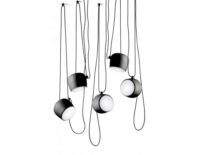LED pendant lamp AIM by FLOS