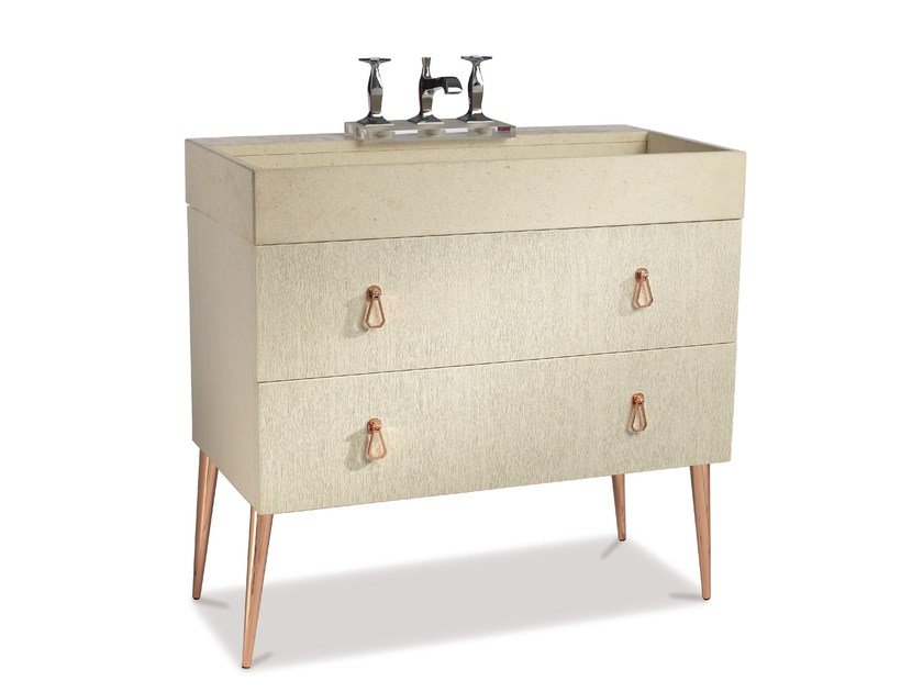 Vanity unit with drawers CITY   Vanity unit by Cantori