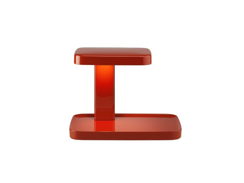 LED direct light ABS table lamp PIANI by FLOS