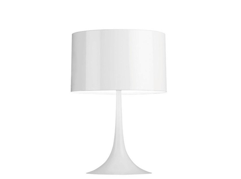 LED Table Lamp With Dimmer SPUN LIGHT T By FLOS