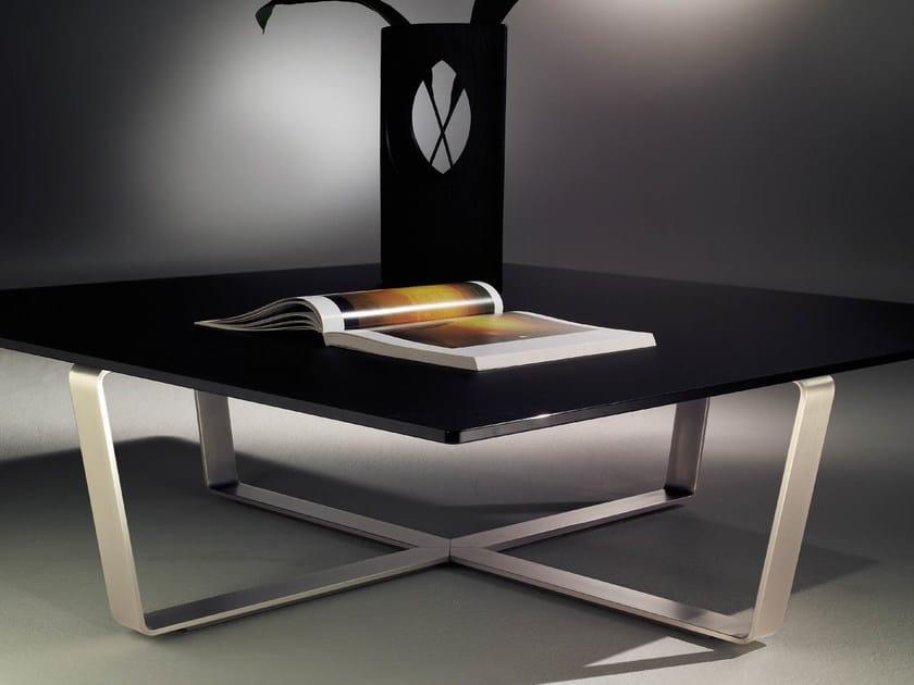 Square coffee table SUSHI | Square coffee table by F.lli Orsenigo