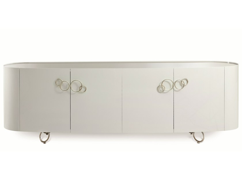 Wooden sideboard MIRTO | Sideboard by Cantori