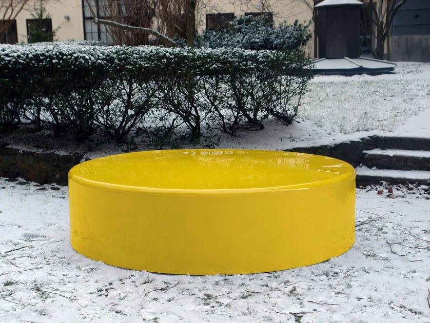 Round Bench SUNBED by Nola Industrier