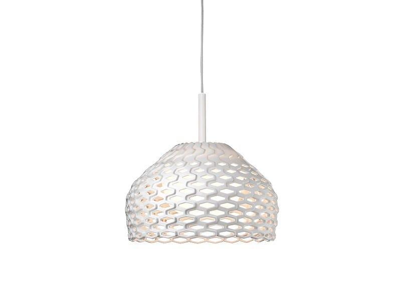 Polycarbonate pendant lamp TATOU S1 by Flos