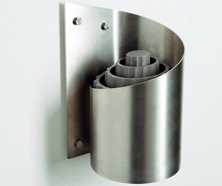 Steel ashtray SLINGAN by Nola Industrier