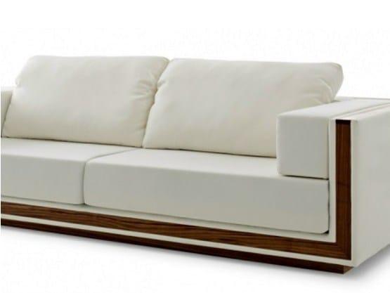 3 seater fabric sofa PENROSE | Sofa by Passoni Nature