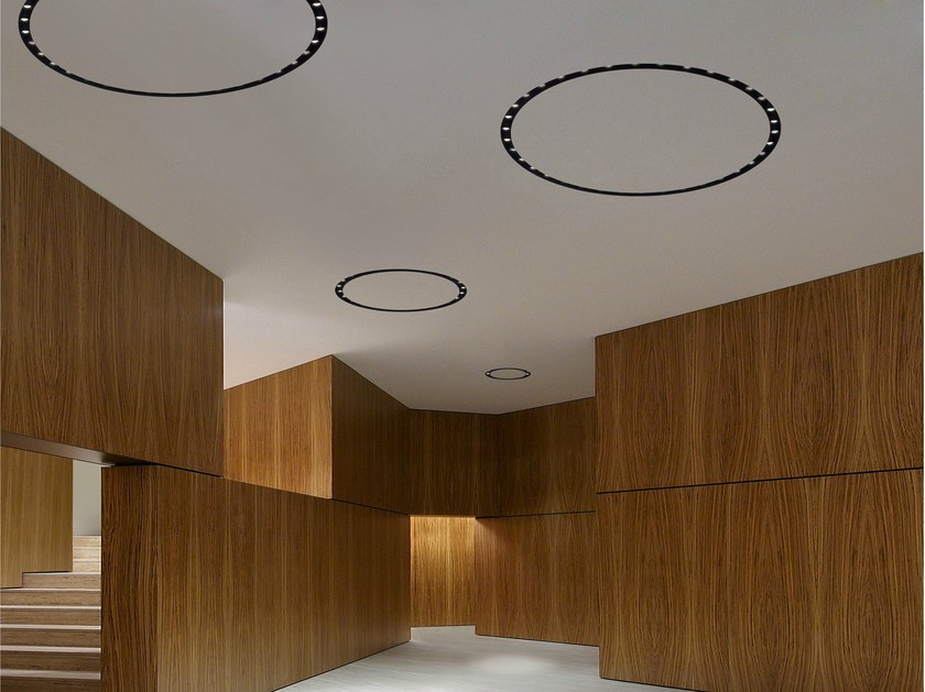 Illuminazione Moduli Of Profilo Led Circle Flos Per Light Lineare If6Yygvb7