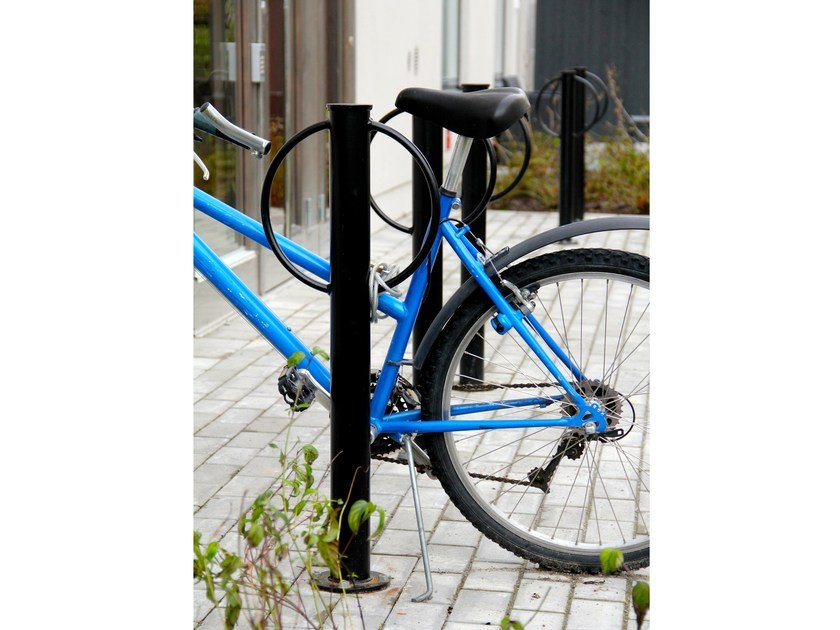 Bicycle stand GOGGLE by Nola Industrier