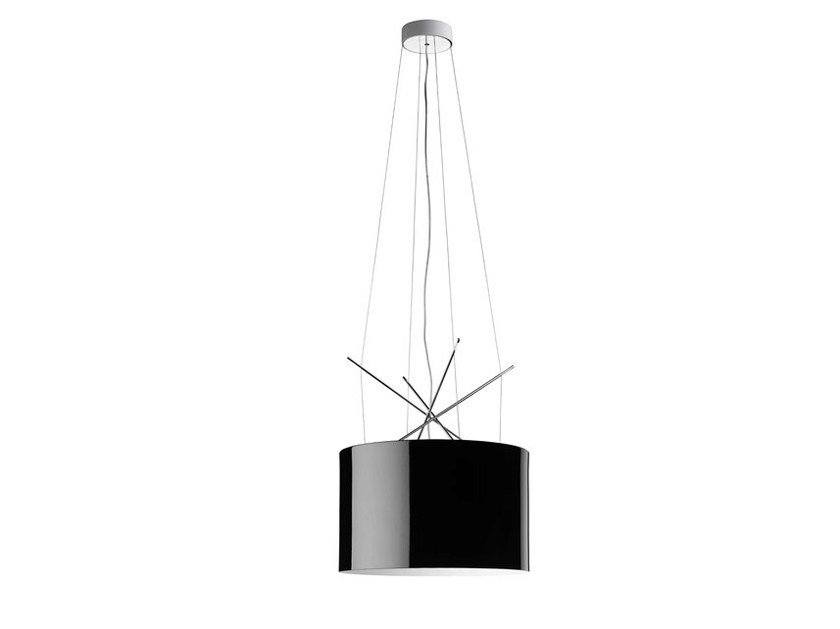 Direct light pendant lamp RAY S by FLOS