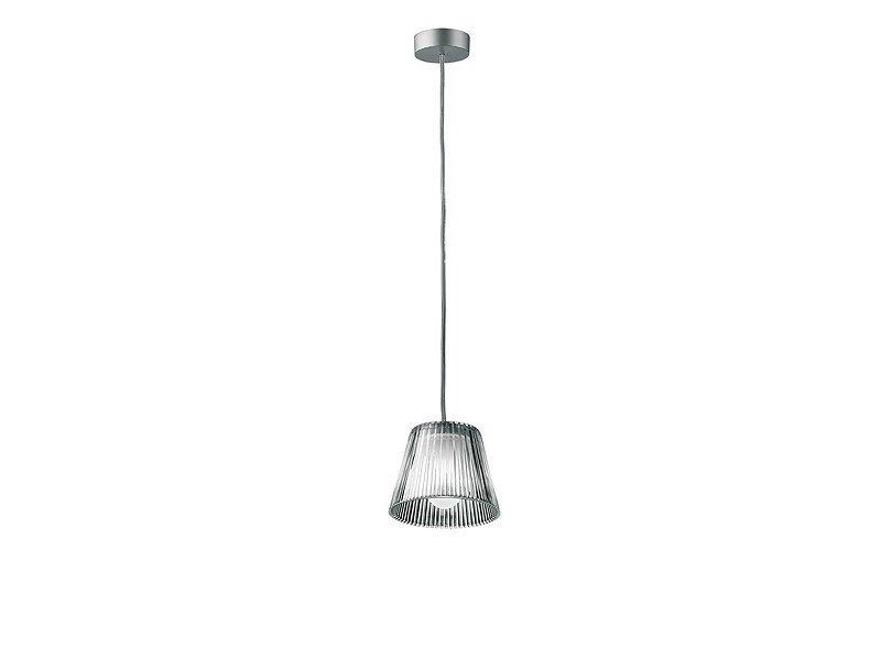 Glass pendant lamp ROMEO BABE S by FLOS