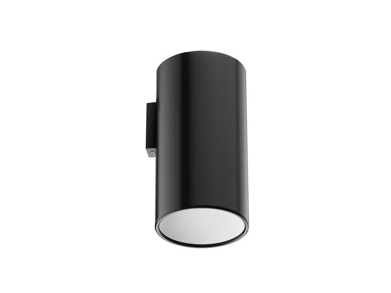 LED direct-indirect light polycarbonate wall lamp KAP SURFACE   Wall lamp by FLOS