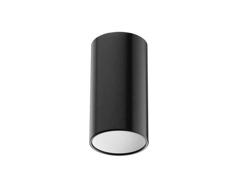 LED direct light polycarbonate ceiling lamp KAP SURFACE   Ceiling lamp by FLOS