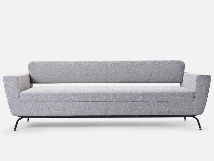 Upholstered leisure sofa SERIE_50 | Sofa by La Cividina