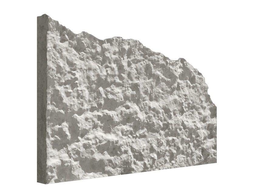 Matrix for fair faced concrete wall MANO© PRUN by PLASMACEM