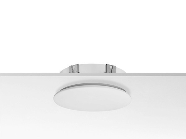 Indirect light fluorescent ceiling light SUN by FLOS