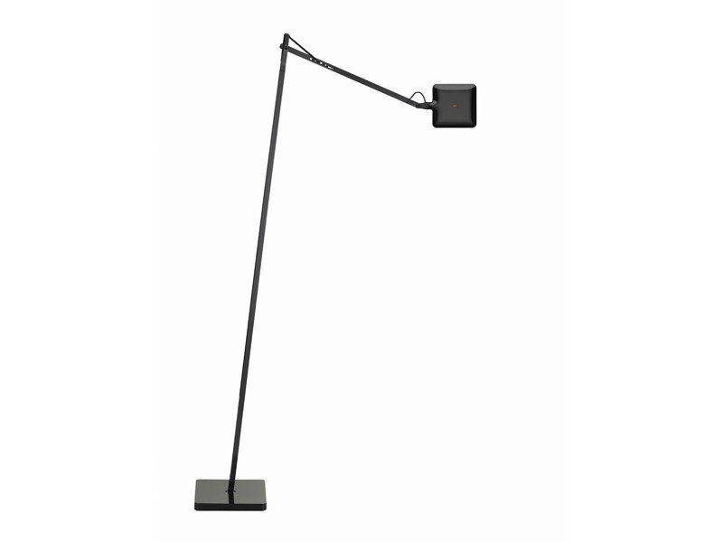 Lampada Da Terra Orientabile Kelvin Led F By Flos Design Antonio