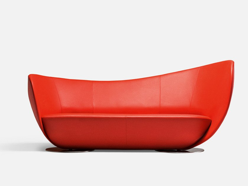 2 seater leisure sofa MON COEUR | Sofa by La Cividina