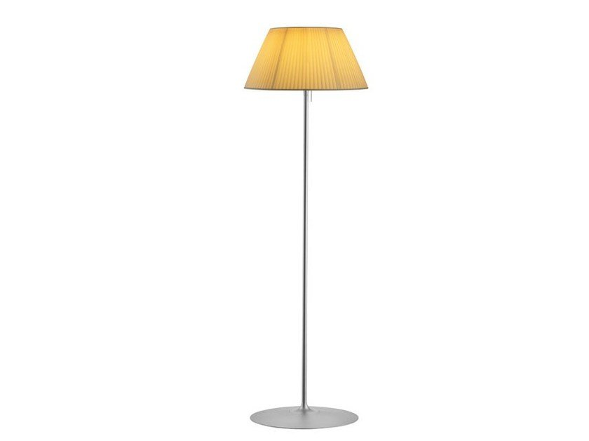 Fabric floor lamp ROMEO SOFT F by FLOS