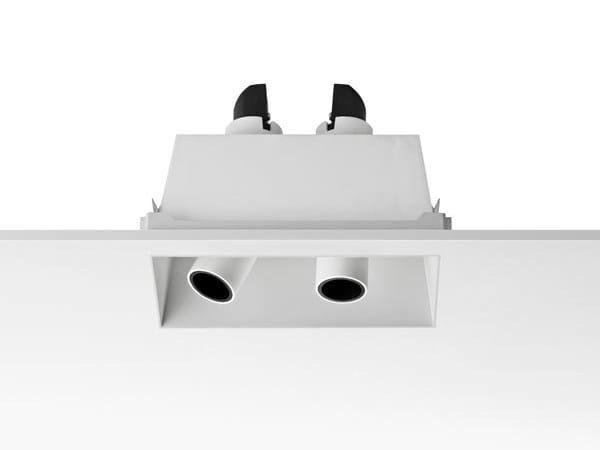 Spot ajustável de alumínio para teto FIND ME | Spot by FLOS