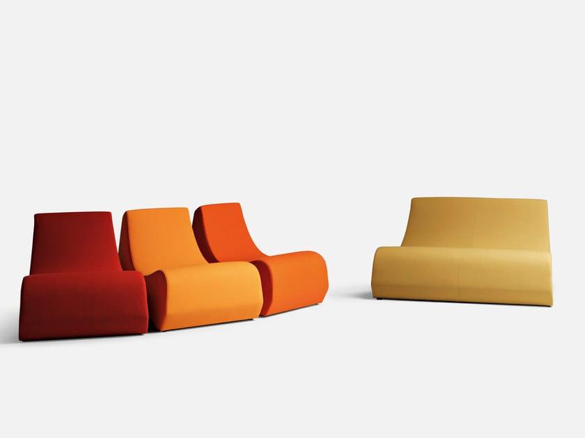 Sectional leisure sofa STONES | Sofa by La Cividina