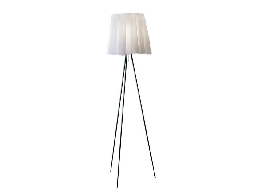 Fabric floor lamp ROSY ANGELIS by FLOS