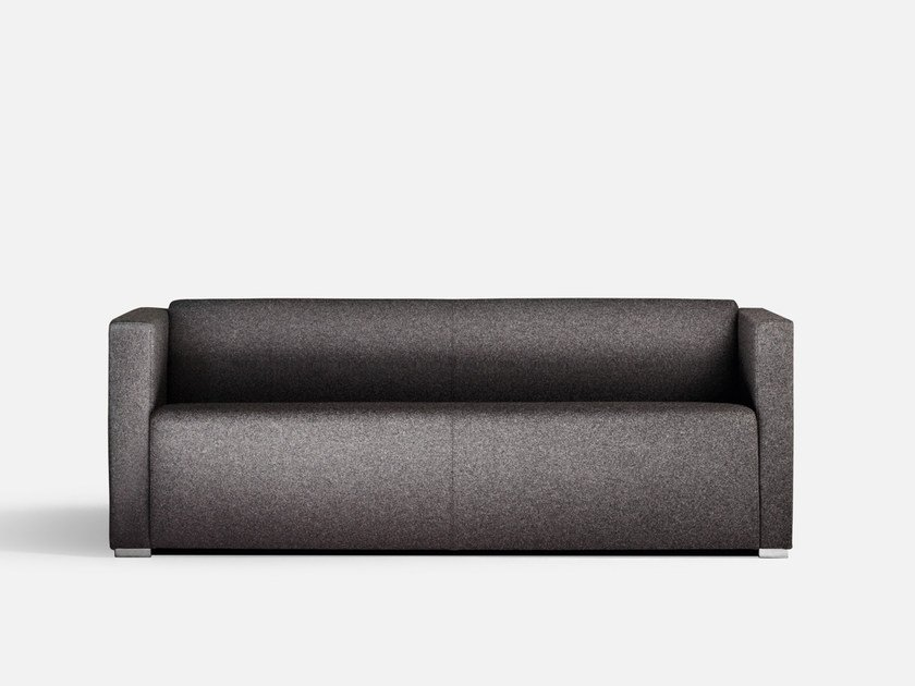Fabric leisure sofa CUBUS | Sofa by La Cividina