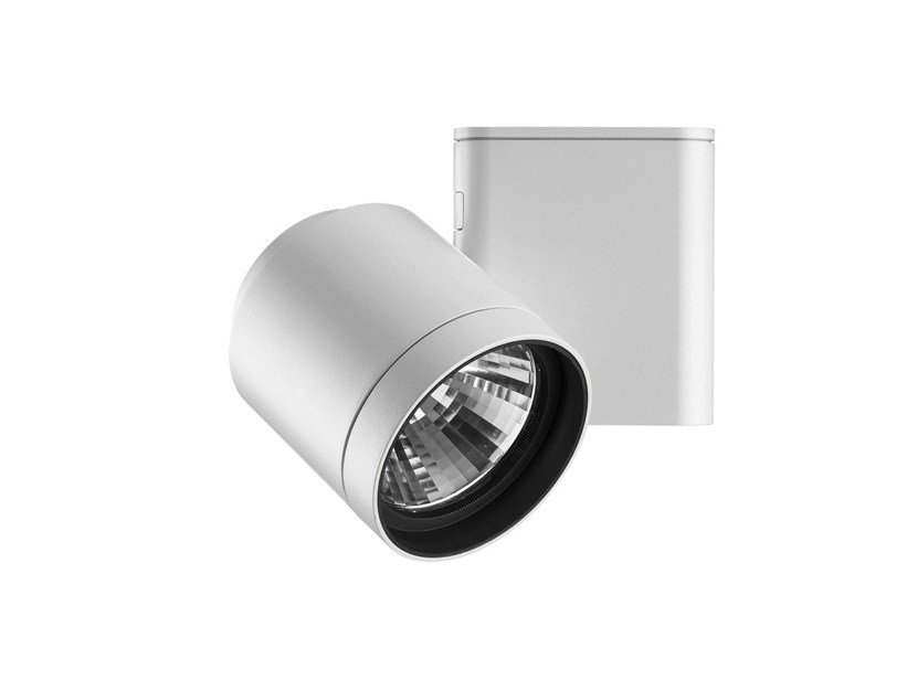 Adjustable ceiling technopolymer spotlight PURE SPOT | Spotlight by FLOS