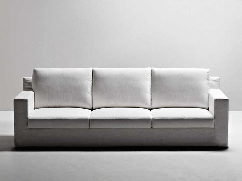 3 Seater Fabric Sofa Manhattan By La Cividina