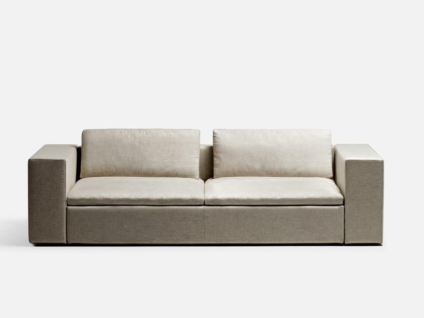 Fabric sofa PUZZLE | Sofa by La Cividina