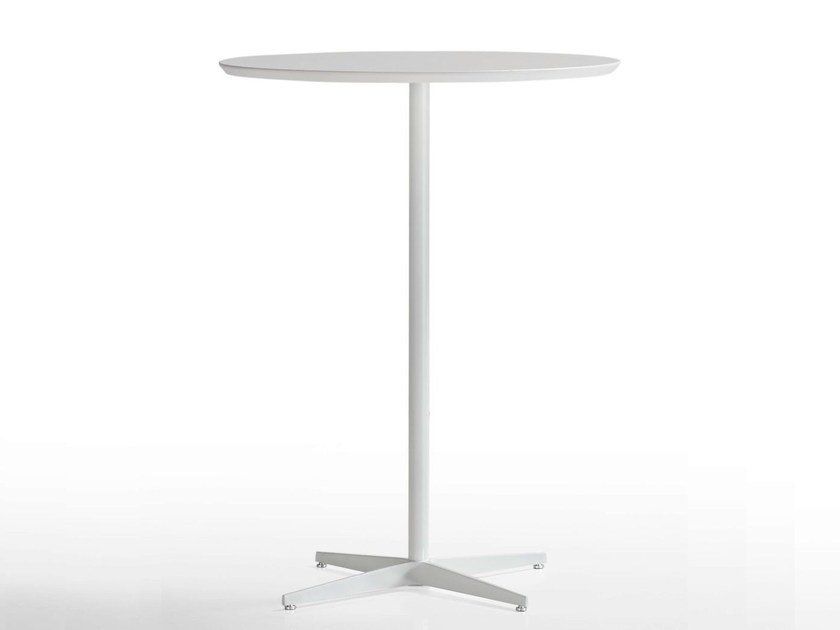 Round high table MALIBÙ   High table by Inclass Mobles