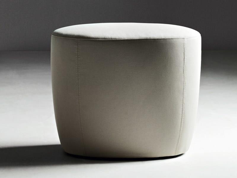 Upholstered pouf TWINGO | Pouf by La Cividina