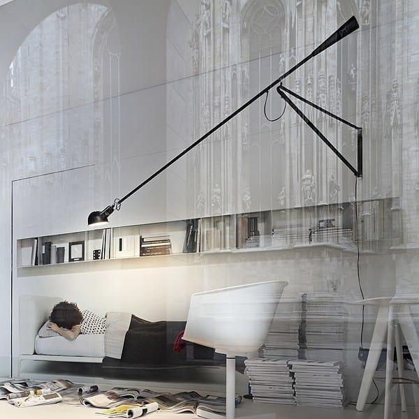 Lampada da parete a luce diretta 265 | Lampada da parete design - FLOS