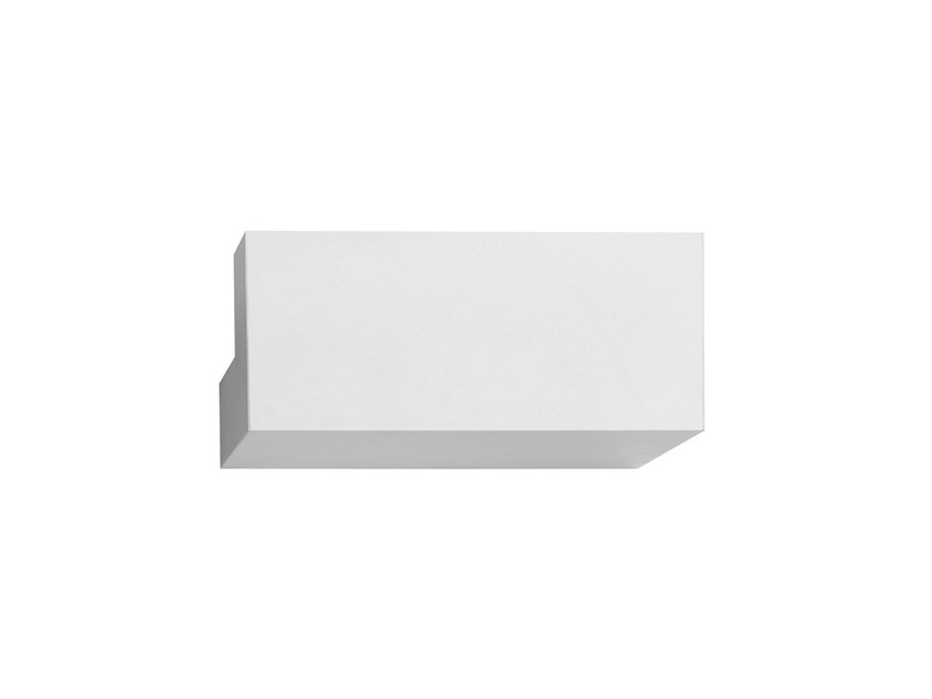 Indirect light wall lamp LONG LIGHT by FLOS